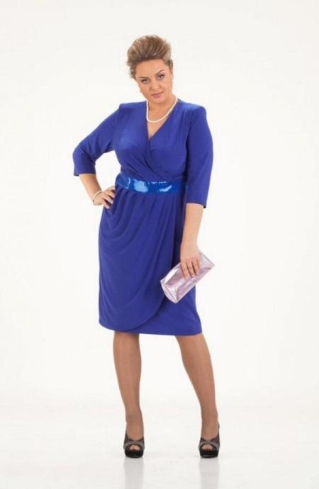 Платья для юбилея 55 лет женщине