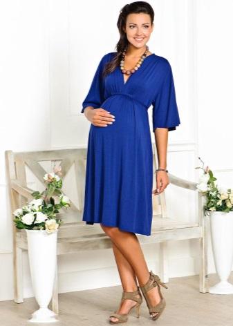 Платья для беременных для полных
